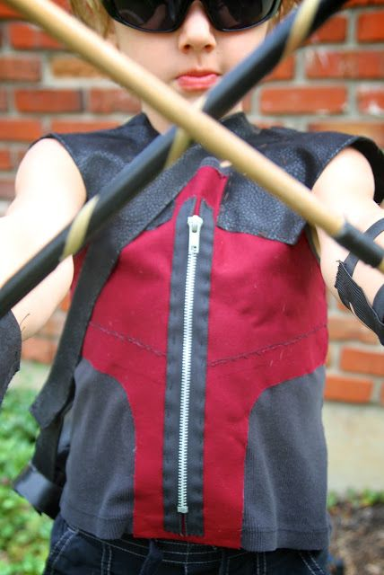 hawkeye the avengers costume