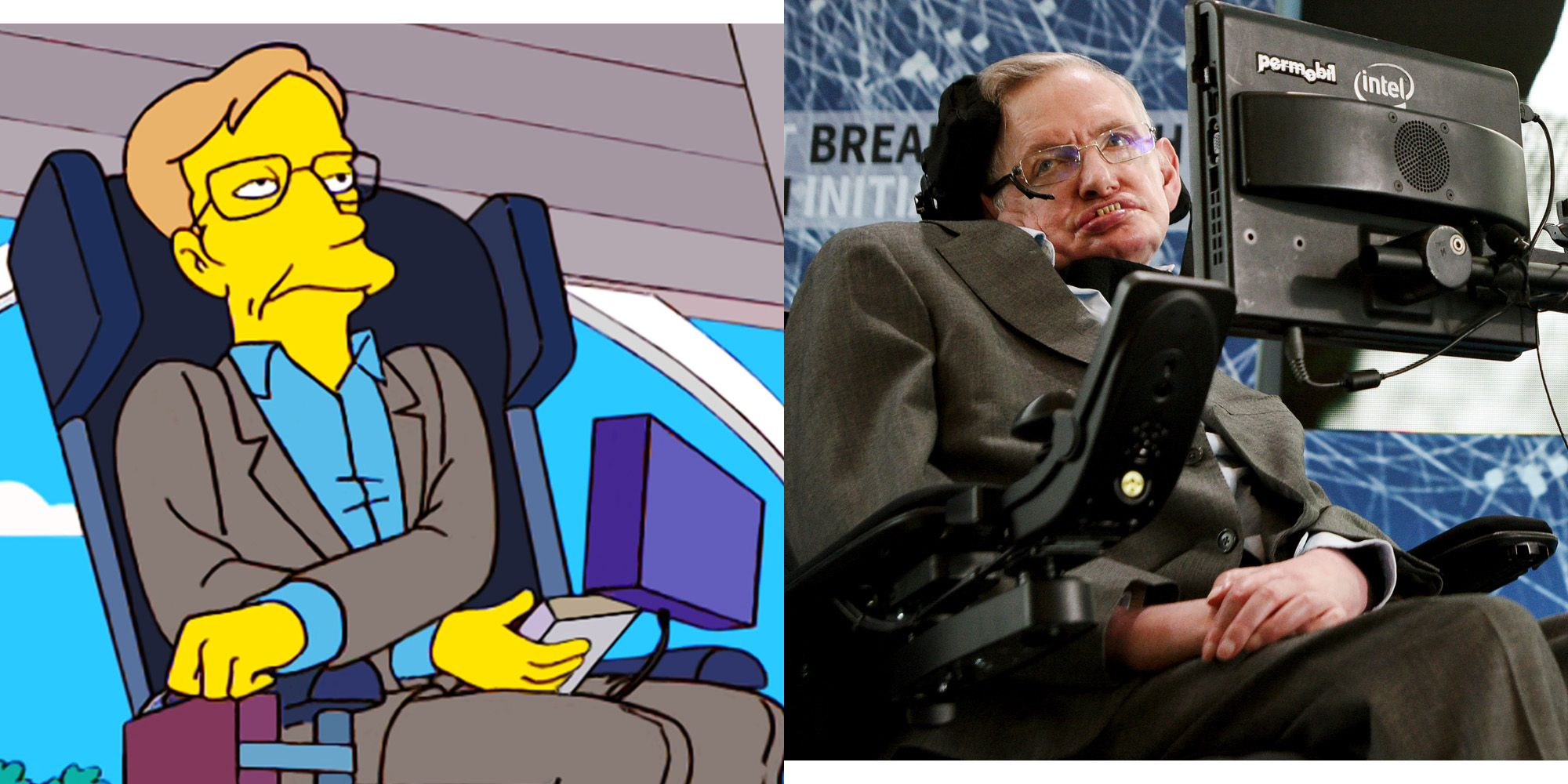 Stephen Hawking's Love for The Simpsons Was Deeper Than You Know