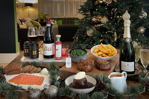 christmas delivery food