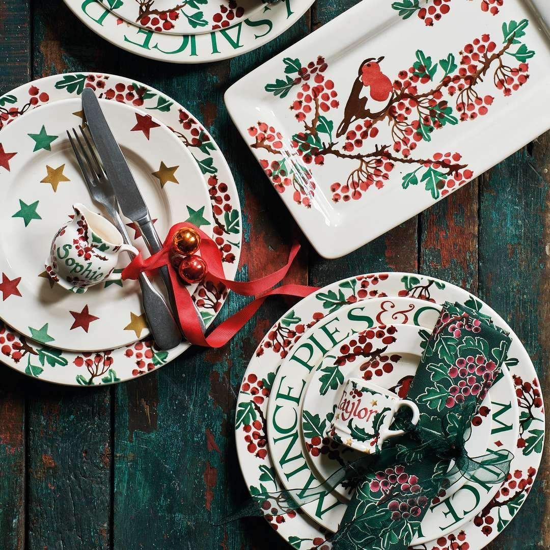 Shop Emma Bridgewater's Christmas 2020 collection