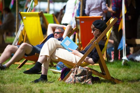 Hay Festival 2017 - conversations reading - credit Joseph Albert Hainey