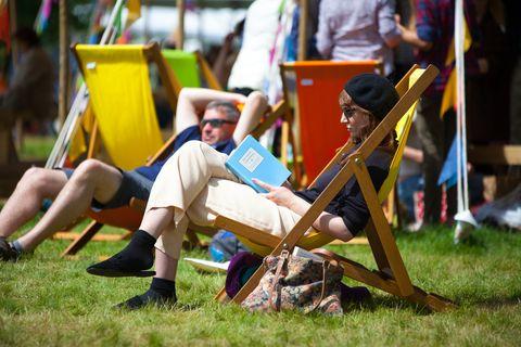 Hay Festival 2017 - conversations reading - credit Joseph Albert Hainey