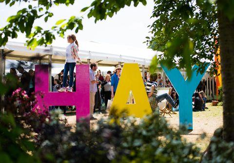 hay festival 2016