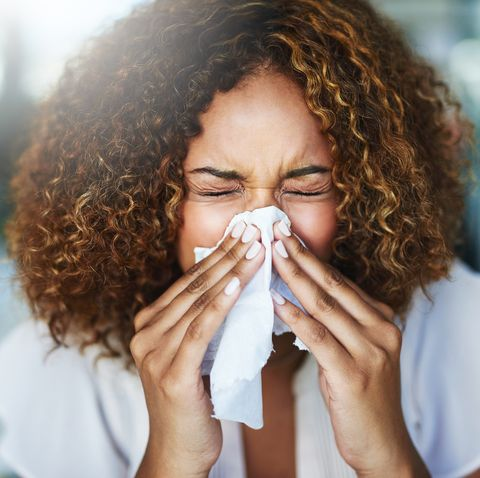 Spring got you sneezing? Try these six nutrition tips that could help alleviate symptoms.