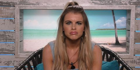 hayley love island
