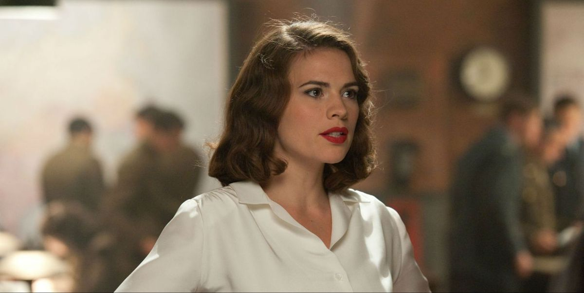 Agents Of Shield Hayley Atwell Addresses Rumours Of Peggy Return