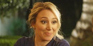 Haylie Duff en una escena del telefilme 'The Bad Twin'