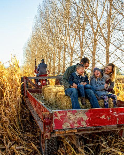 hayride fall activities