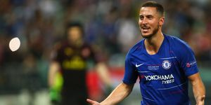 Eden Hazard fichaje Real Madrid