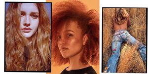 Haze Glazing Hair Colour Trend