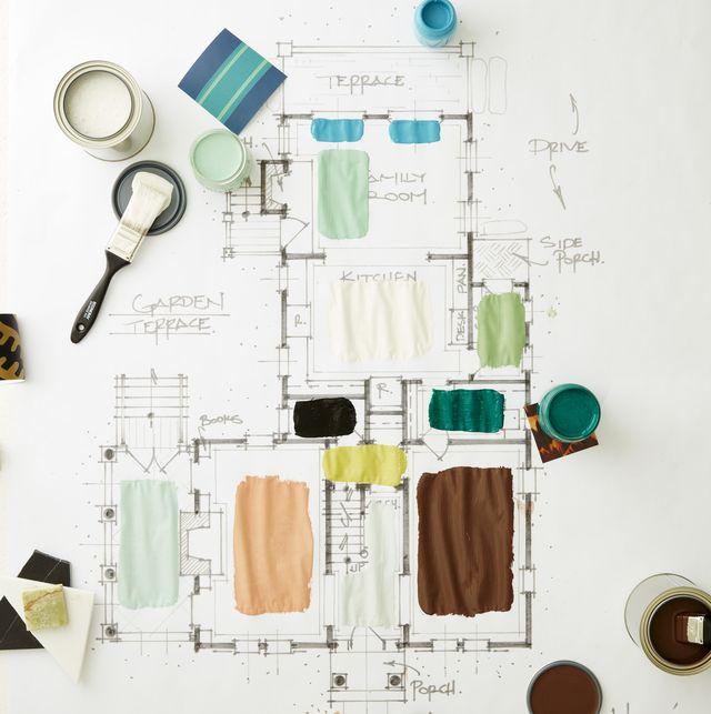 Turquoise, Design, Illustration, Diagram, Graphic design, Plan,
