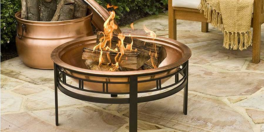Amazon's Having An Incredible Sale On Fire Pits Today