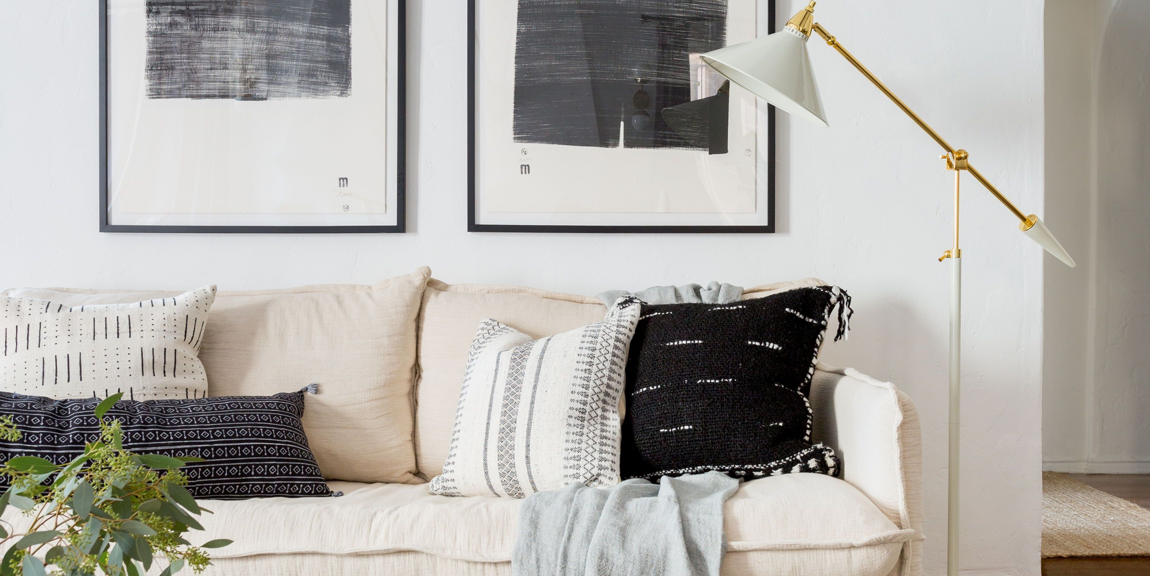 Brady Tolbert Reveals The Styling Tricks That Instantly Make A Room Look Polished