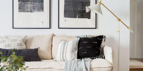 Brady Tolbert Living Room Makeover