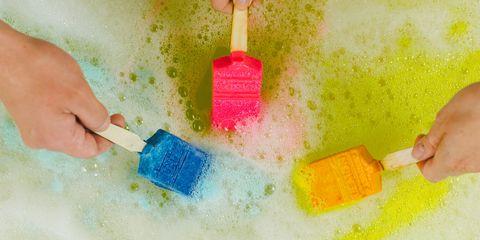 Lush Bubble Brush Wands
