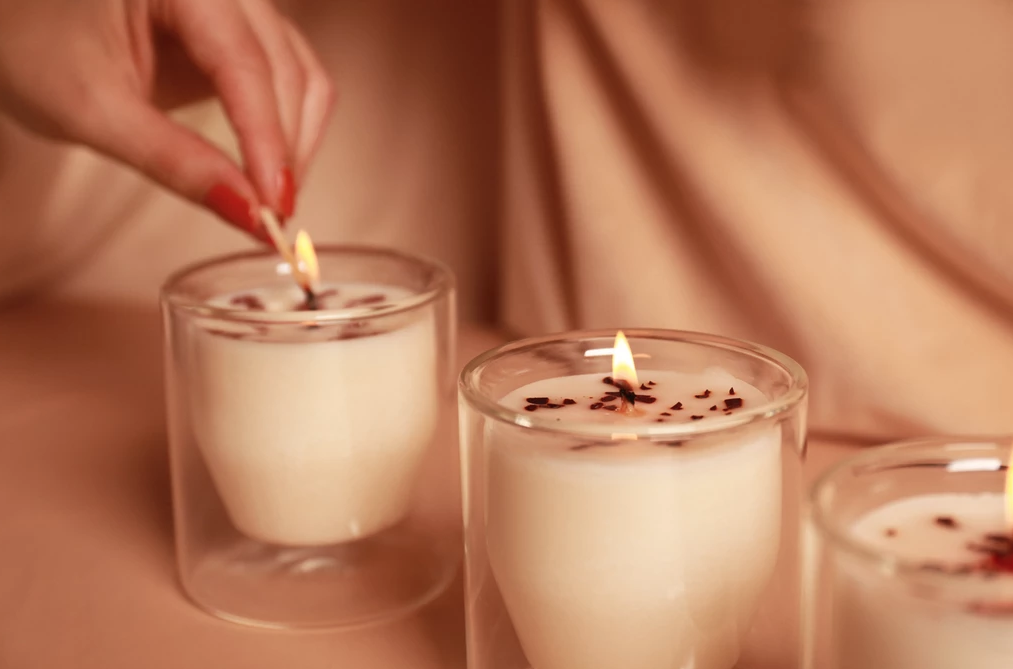 You Can Now Buy CBD Oil-Infused Candles