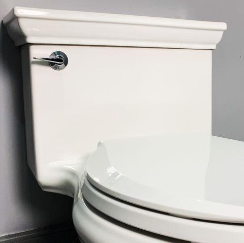 How to Install a Skirted Toilet