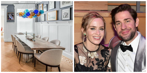 Emily Blunt And John Krasinski Just Sold Their Brooklyn Home, And OMG, It's Stunning