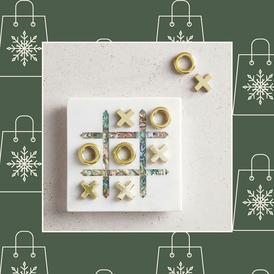 House Beautiful Christmas wish list - day 3 - noughts and crosses game