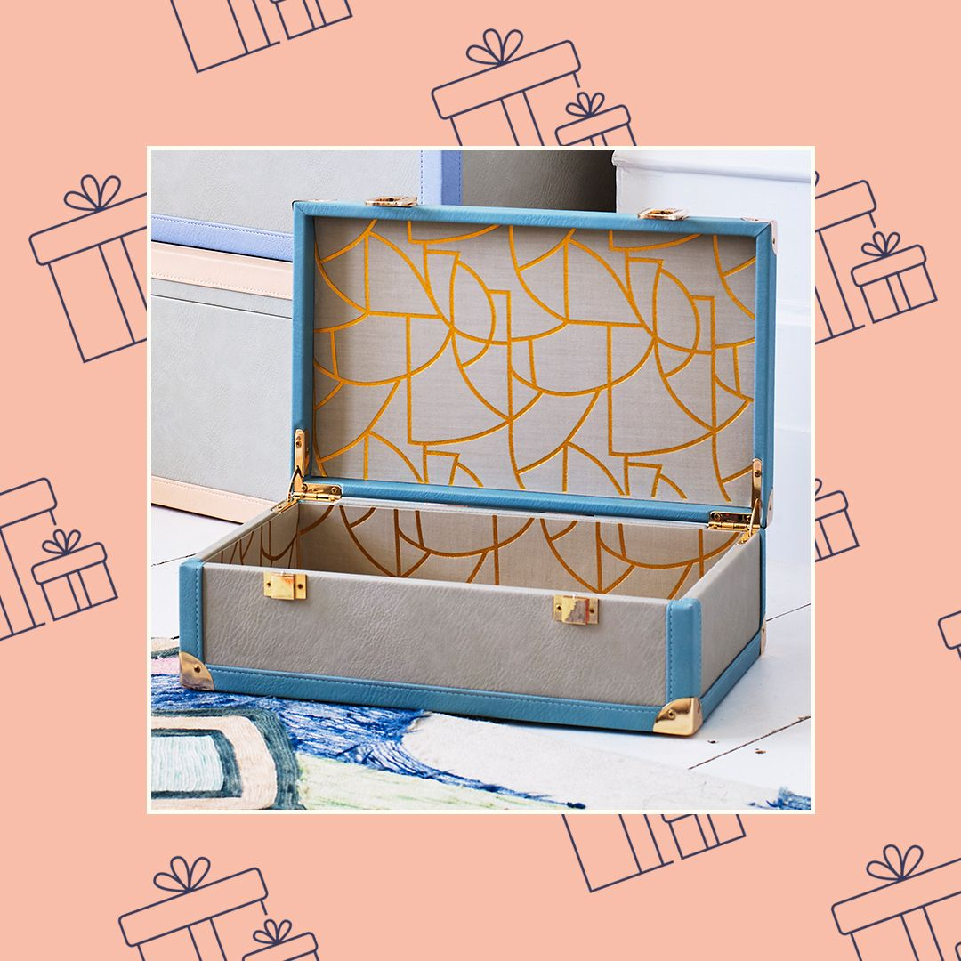 House Beautiful Christmas wish list - day 2 - suitcase