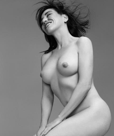 Los actores nominados a los Goya posan desnudos