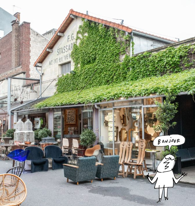 The 7 Hidden Gems You Must Visit at the Paris Flea Market