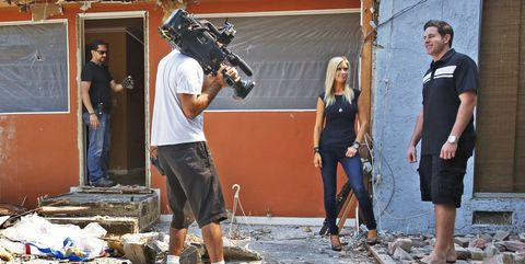 How To Be On HGTV - Flip Or Flop Filming