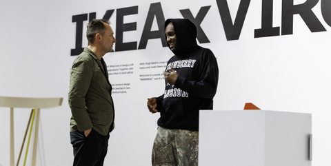 Ikea Virgil Abloh Collaboration