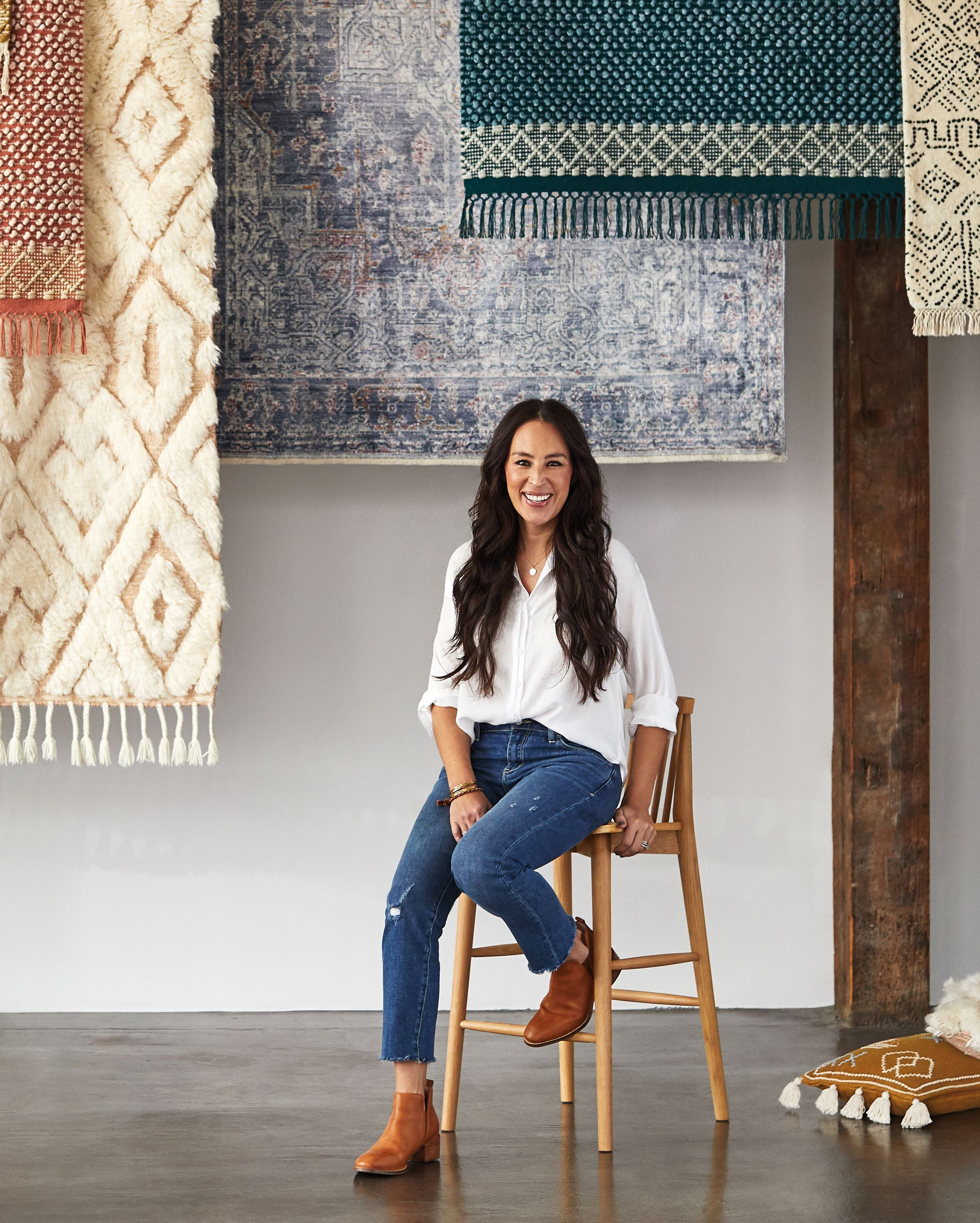 Fixer Upper's Joanna Gaines Expands Her Empire With A New Line For Anthropologie