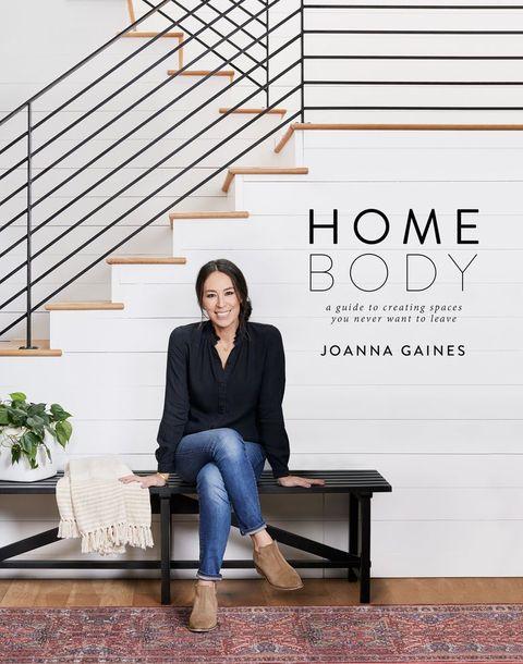 Joanna Gaines Book Homebody
