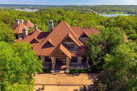 $11 Million Kansas Mansion