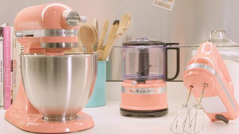 Kitchenaid S Color Of The Year Is Bird Of Paradise And