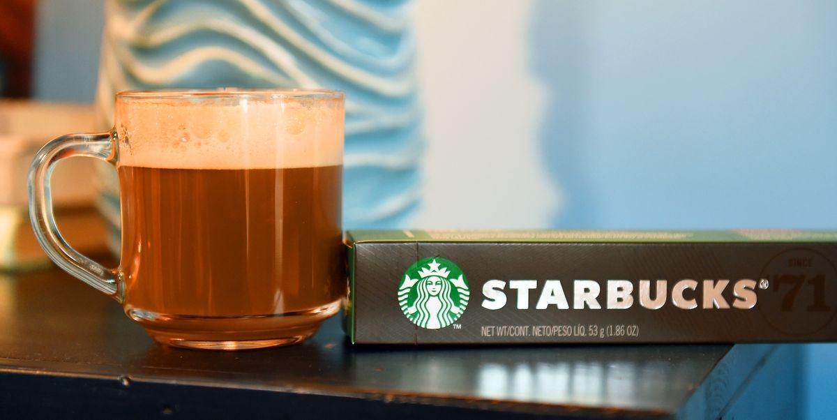 Starbucks New Nespresso Capsules Are Now Sold On Amazon