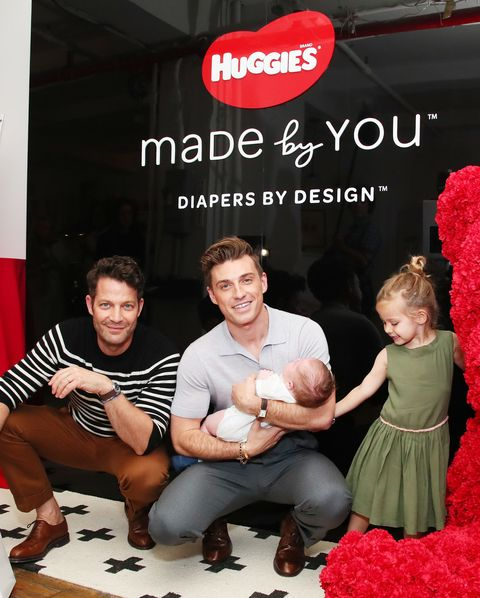 nate berkus and jeremiah brent on how being a father. Black Bedroom Furniture Sets. Home Design Ideas
