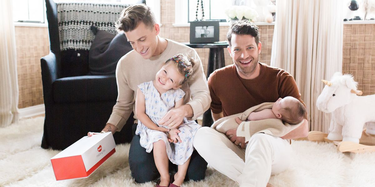 Nate Berkus And Jeremiah Brent On How Being A Father