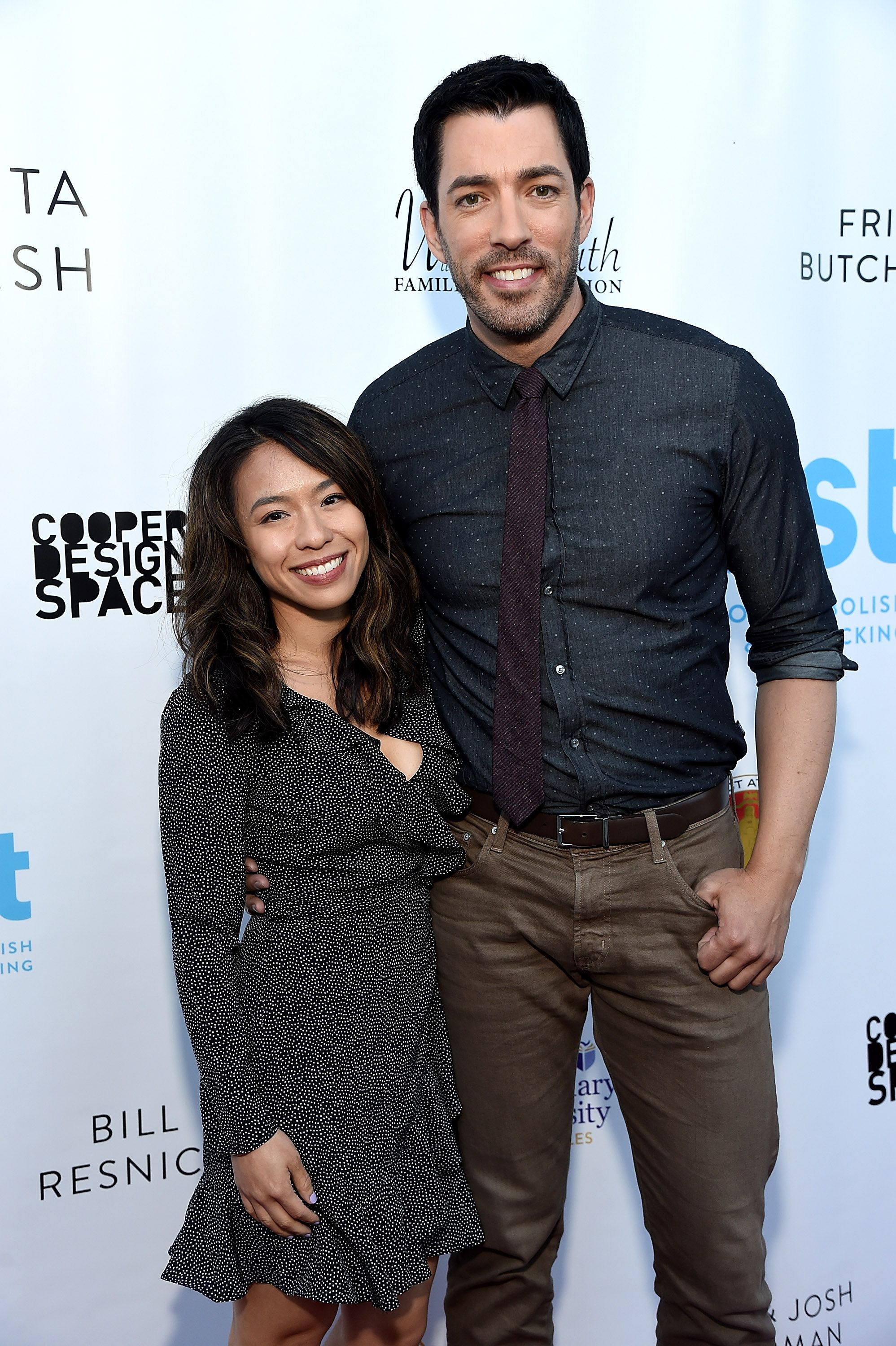 Drew Scott married