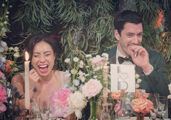 Property Brothers Wedding.Property Brothers Fans Bet You Didn T Notice This About Linda