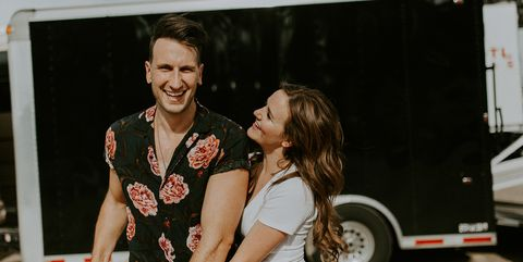 Russell and Kailey Dickerson's Tour Bus Tour