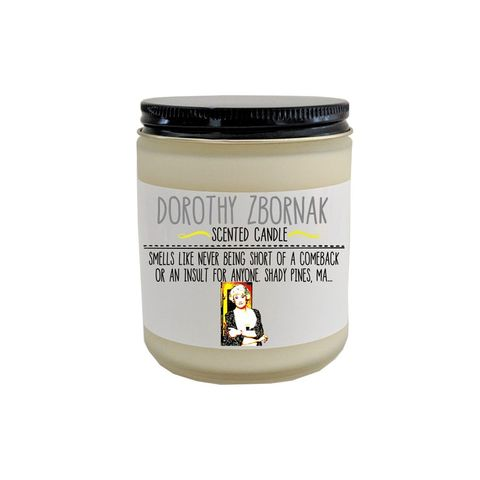 Golden Girls Scented Candle