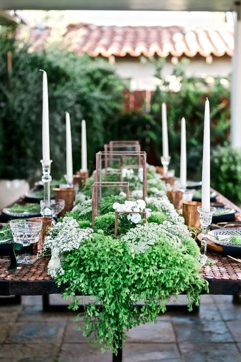 outdoor tablescape ideas