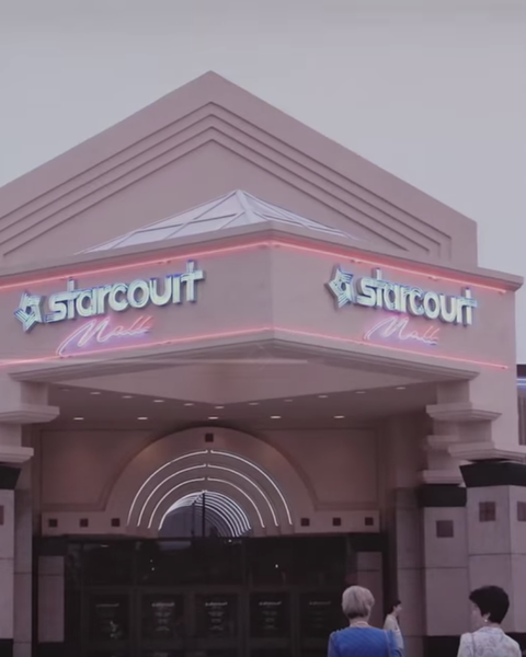 Stranger Things Season 3 Starcourt Mall Filming Location