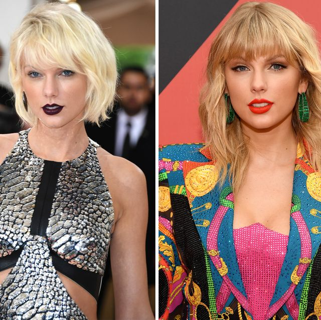 Awe Inspiring Taylor Swift Hairstyles Taylor Swifts Curly Straight Short Schematic Wiring Diagrams Amerangerunnerswayorg