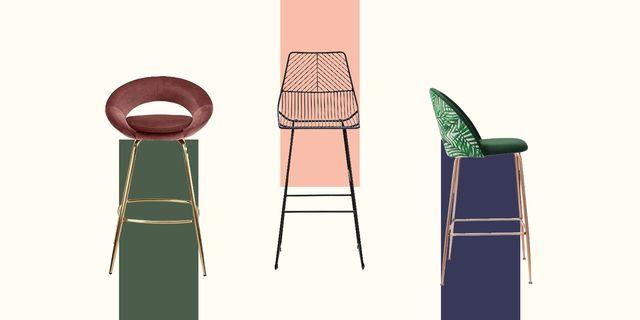 Astonishing 22 Stylish Breakfast Bar Stools Under 150 Kitchen Bar Stools Machost Co Dining Chair Design Ideas Machostcouk