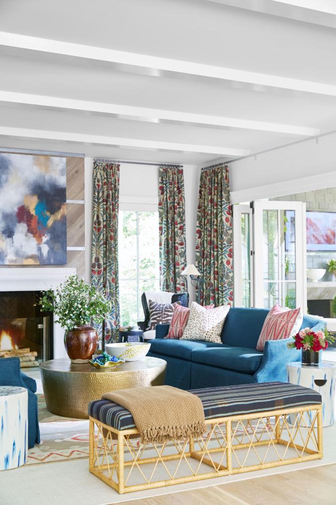 Designer living room furniture Drawing Room Image House Beautiful 60 Best Living Room Decorating Ideas Designs Housebeautifulcom