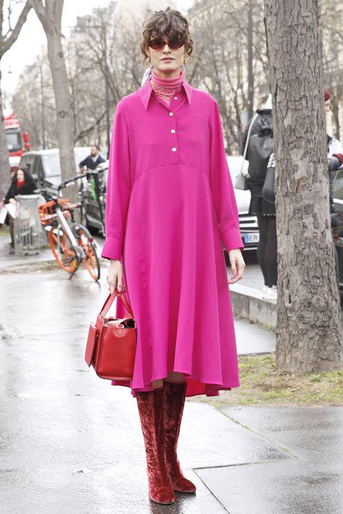 Paris Street Style AW19