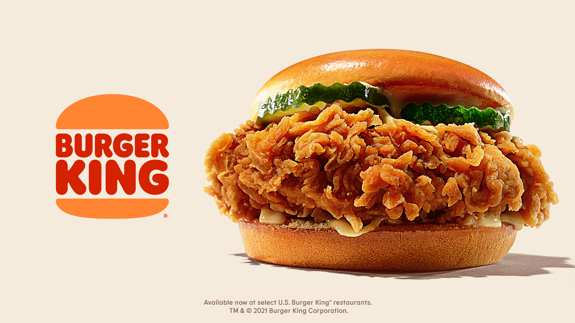 Burger King Will Have A Hand Breaded Crispy Chicken Sandwich