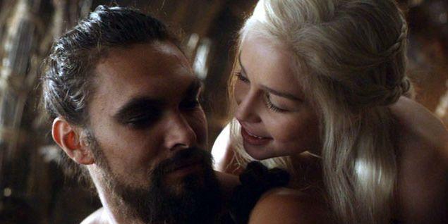 Game of Thrones, Khal Drogo, Daenerys, terugkeer, comeback, foto, bewijs, laatste seizoen, seizoen 8, dothraki, Jason Momoa