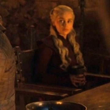 Game of Thrones coffee cup Daenerys