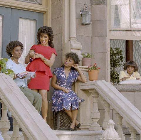 White, Pink, Fashion, Dress, Child, Window, Plant, Vacation, House,