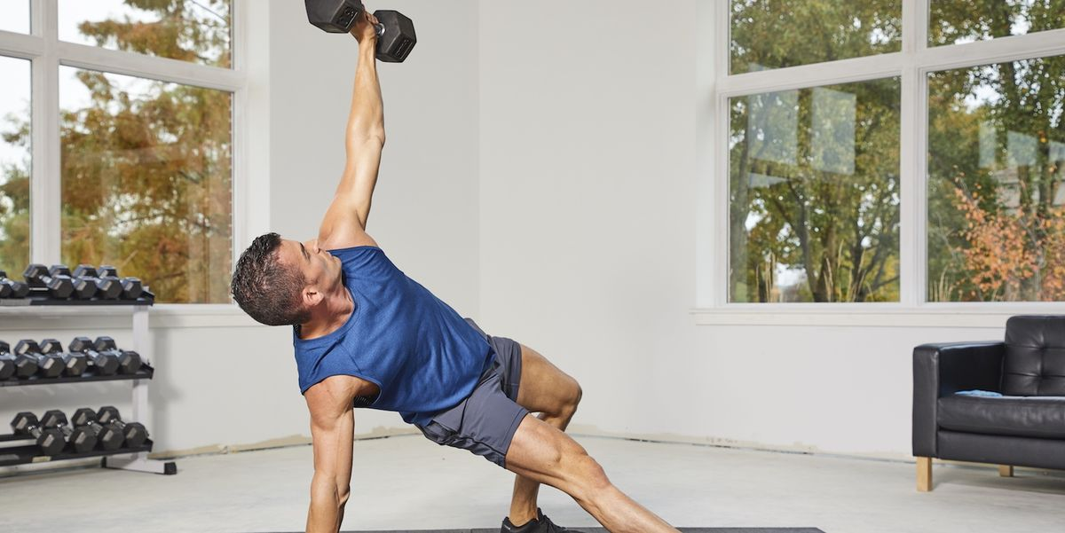 Stabilize Your Core and Spine With This 8-Minute Workout